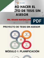 MÓDULO I Curso de tesis.pptx