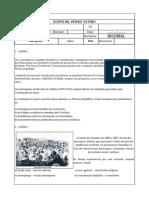 Questões História Oficial - Em PDF