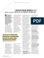 Reconciling Design-phase Models