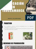 intoxicacion en Peru - Cuzco