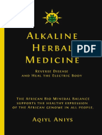 Aniys - Alkaline Herbal Medicine