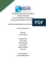 CONCECUENCIAS MEDIO AMBIENTALES A CAUSA DE LA INDUSTRIA[1448].docx