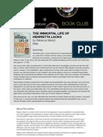Book Club Pack