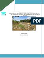 Ficha Ambiental y Pma Del Sistema de Riego Matalanga Tulipan