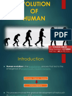 EVOLUTION of human.pptx