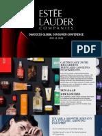 EL Estee Lauder 2018