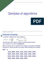L03 Simple Algorithms Fact+Prime Numbers