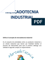 Mercadotecnia Industrial