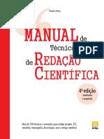 Manual de Tecnicas de Redacao Cientifica
