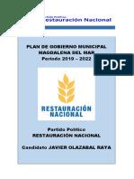 Restauracion Nacional