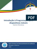 Caderno DES. SIST. - Introdução à Programação Para Dispositivos Móveis (2018.2)