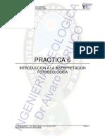 PRACTICA 6 IntroduccionFotogeologia