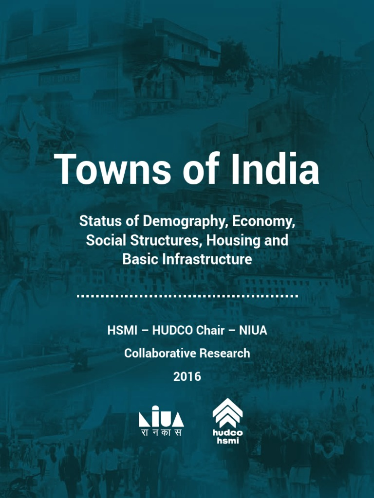Hudco Phase III (Towns of India) | City | Gross Domestic Product