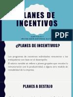 CAPITULO 7. Planes de Incentivos