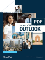 2017 India Salary Employment Outlook