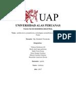 Facultad de Ingenieria Industrial Gestion