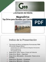 Presentación Magno Drive