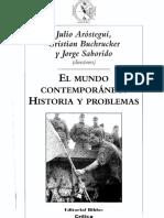 El mundo contemporaneo, Historia y problemas