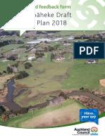 Drury Opaheke Structure Plan