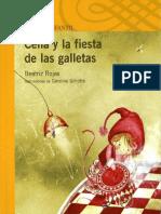 Celia y La Fiesta de Las Galletass