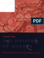 Ryûichi Abé-The Weaving of Mantra_ Kukai and the Construction of Esoteric Buddhist Discourse-Columbia University Press (1999).pdf