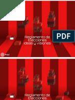 Presentacion Reglamento de Elecciones
