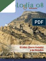 Serra Gelada Geoldia 2008