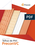 Telhado-precon Manual Baixa