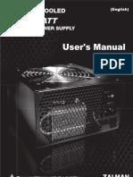 ZM600 HP Manual