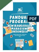 Panduan PKM 2017