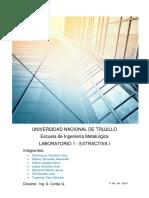 INFORME LABORATORIO 1 - EXTRACTIVA I.docx