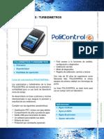 COLORÍMETROS - TURBIDÍMETROS POLICONTROL - v2.0.pdf