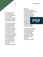El Día Que Me Quieras - Carlos Gardel
