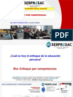 PPT Enfoque Por Competencias