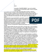 Carta Prólogo Martín Fierro