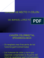 Cancer de Recto y Colon Terminada