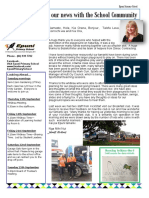 newsletter 9th september
