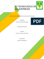 Estructura Del Protocolo de Inv