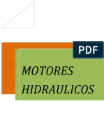 Motores Hidraulicos turbomaquinaria