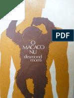 Desmond Morris - O Macaco Nu
