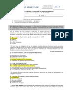 Control de Contenidos - Los Géneros Periodísticos Edición I, 2017