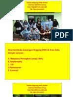 Wa 085725142100 Lowongan Magang Solo, PKL SMK Solo, Tempat PKL Solo