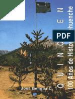 Bengoa, José - Quinquén. Cien años de historia pehuenche [ed. ChileAmérica CESOC, 1992].pdf