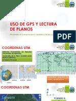 GPS y Planos