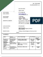 Javed Ghori Resume