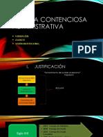 Justicia Contenciosa Administrativa- Modificada