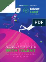 Talent Book 2018