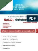 NoSQL Slides