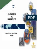 Presentación Cabezales 2005 (Wellhead Manual)