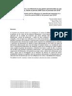 Articulo de Revision Gestion de inventarios